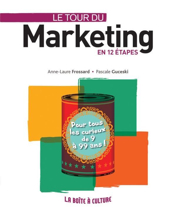 Le Tour Du Marketing En 12 Etapes