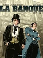 Vente Livre Numérique : La Banque - Tome 5 - Les Chéquards de Panama  - Pierre Boisserie