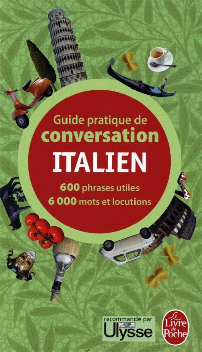 Guide Pratique De Conversation ; Italien