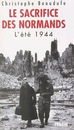 Le sacrifice des Normands