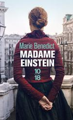 Couverture de Madame Einstein
