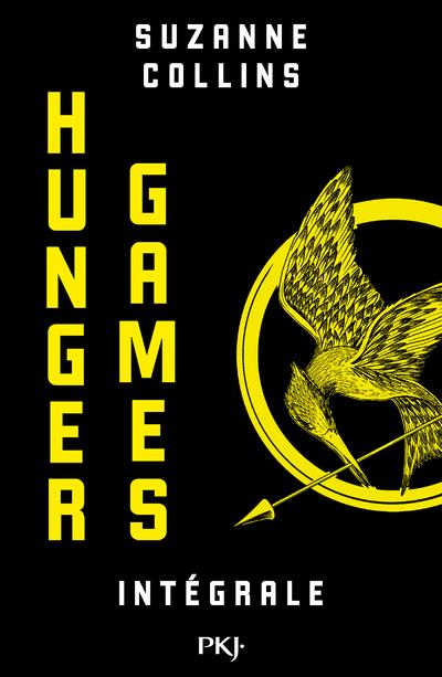 HUNGER GAMES  -  INTEGRALE T.1 A T.3
