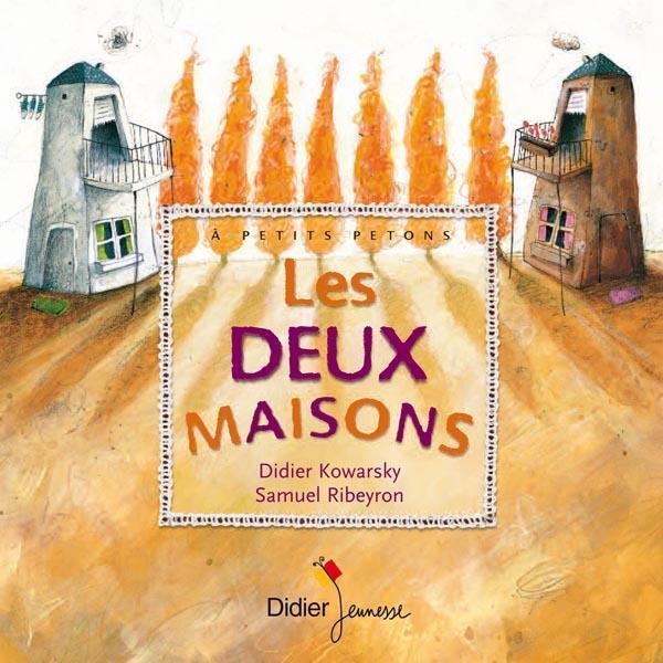 LES DEUX MAISONS D-KOWARSKY+S.RIBEYRO