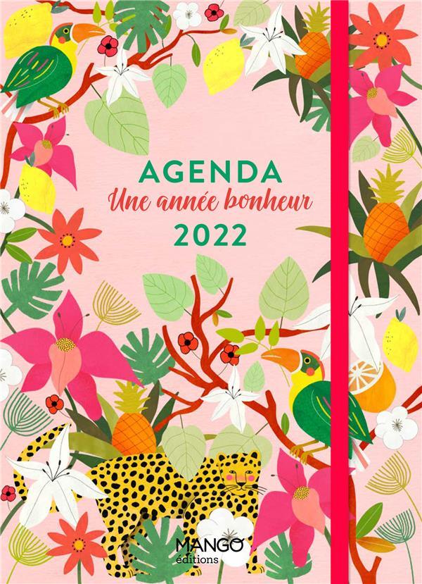 Agenda une année bonheur (édition 2022)