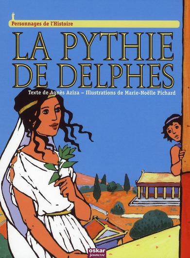 La pythie de Delphes
