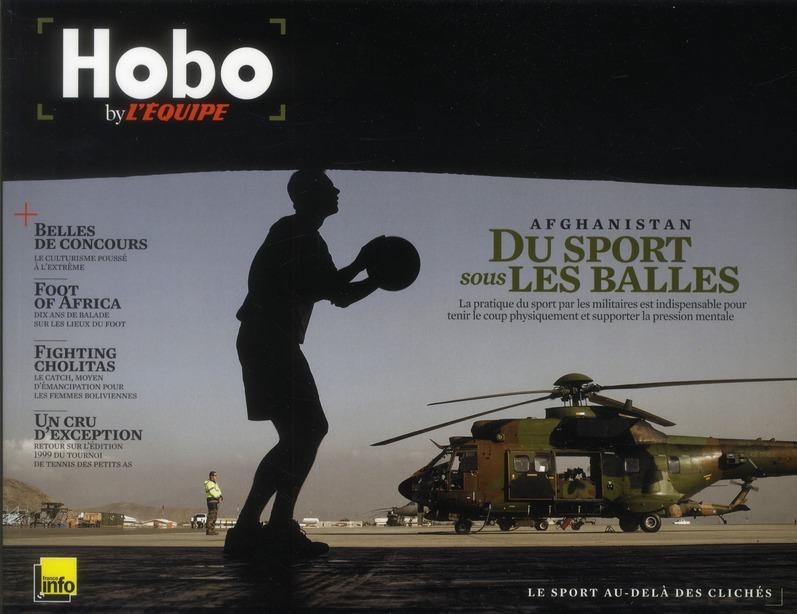 Hobo t.1 ; printemps 2012