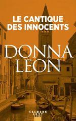 Vente Livre Numérique : Le Cantique des innocents  - Donna Leon