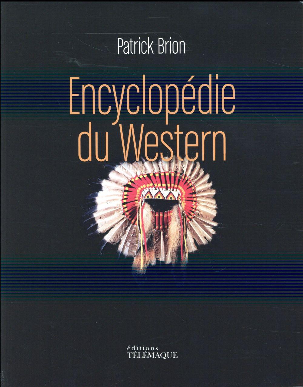 Brion Patrick - ENCYCLOPEDIE DU WESTERN