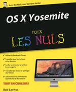 Vente Livre Numérique : OS X Yosemite pour les Nuls  - Bob LEVITUS
