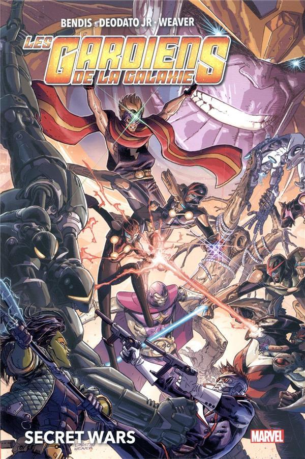Les Gardiens de la Galaxie ; secret wars