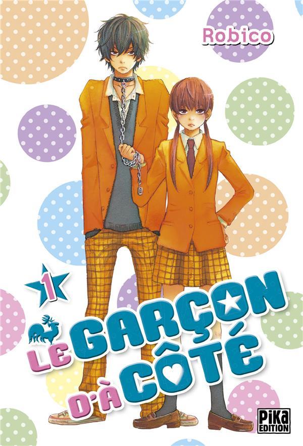 Le Garcon D'A Cote T.1