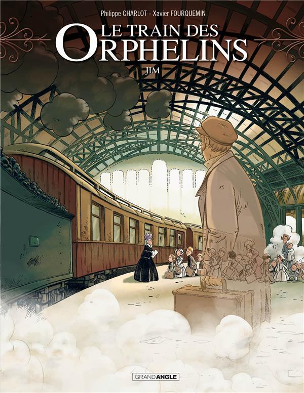 Le train des orphelins T.1 ; Jim