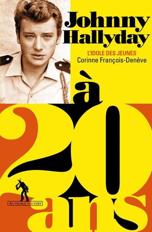 Johnny Hallyday à 20 ans