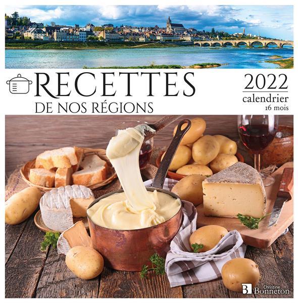 Recettes de nos régions (édition 2022)