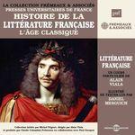 Vente AudioBook : Histoire de la littérature française (Volume 3) - L'âge classique  - Alain Viala - Nicolas BOILEAU
