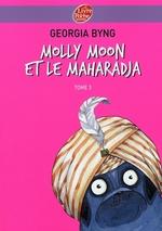 Couverture de Molly moon et le maharadja t.3