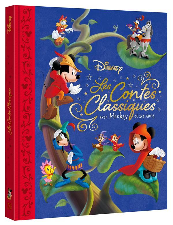 Les Plus Beaux Contes Classiques Avec Mickey Et Ses Amis