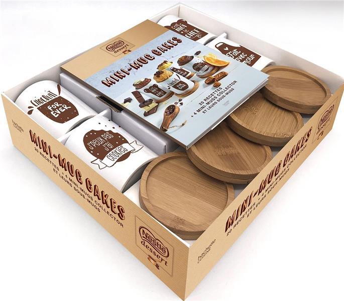 Mini-mug cakes Nestlé