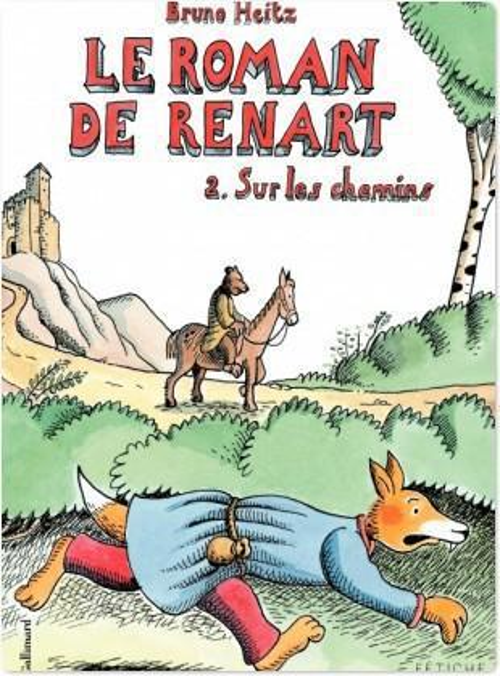Le roman de Renart t.2 ; sur les chemins