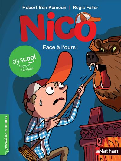 NICO  -  FACE A L'OURS !