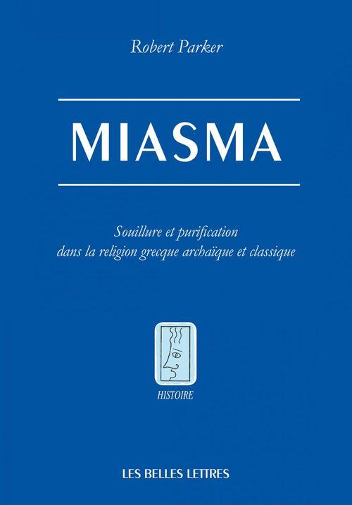 Miasma  - Robert PARKER