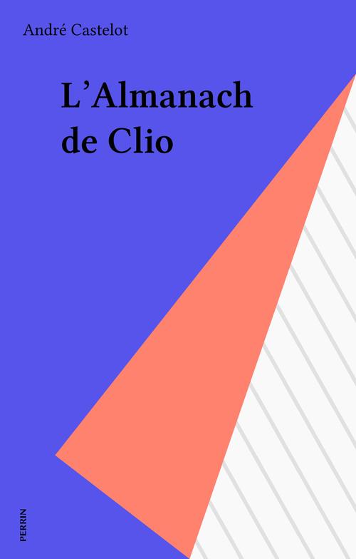 L'Almanach de Clio