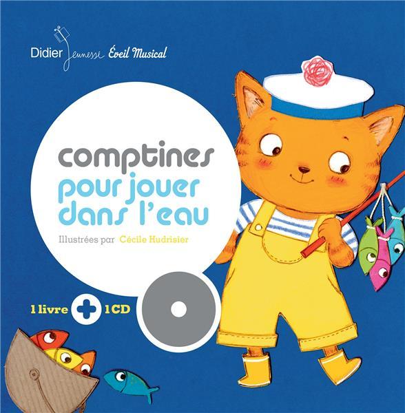 COMPTINES POUR JOUER DANS L'EAU Hudrisier C
