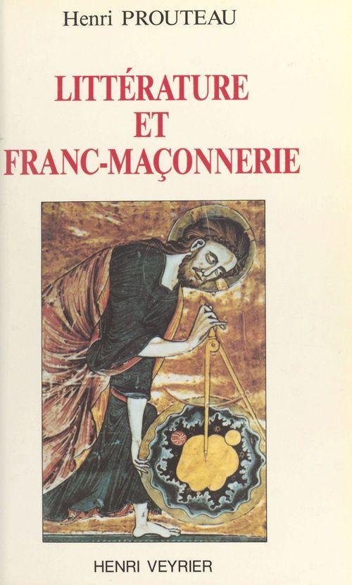 Littérature et Franc-maçonnerie