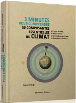 3 minutes pour comprendre ; les composantes essentielles du climat