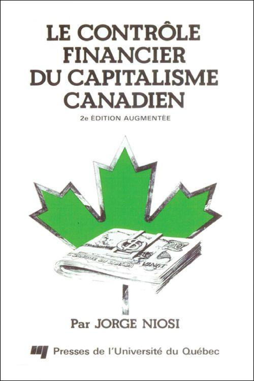 Le contrôle financier du capitalisme canadien