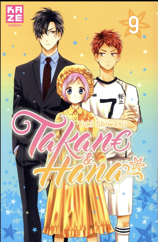 Takane et Hana T.9