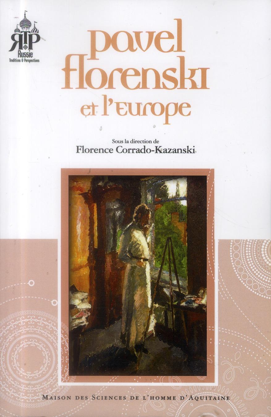 Pavel florenski et l'europe