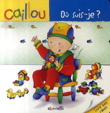 Caillou Ou Suis-Je