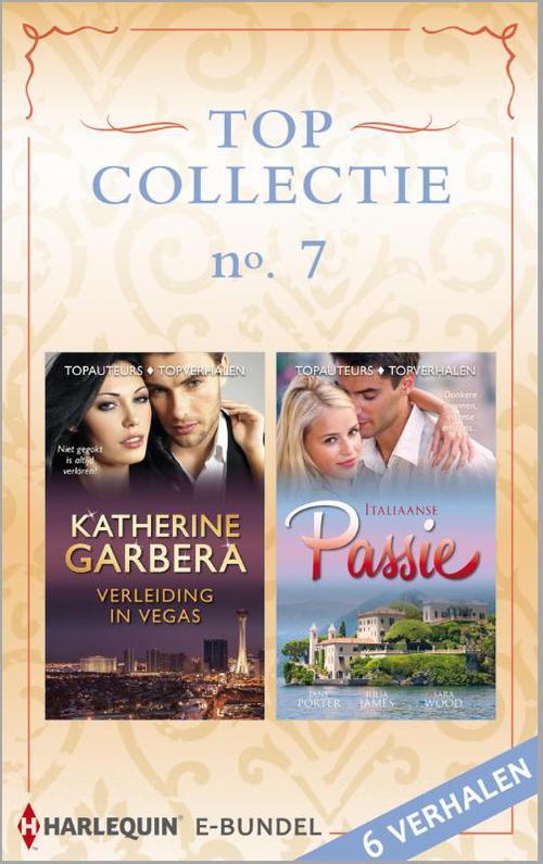 Topcollectie 7: Verleiding in Vegas ; Italiaanse passie