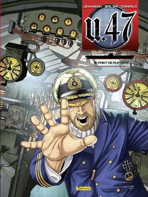 U.47 t.12 ; point de rupture