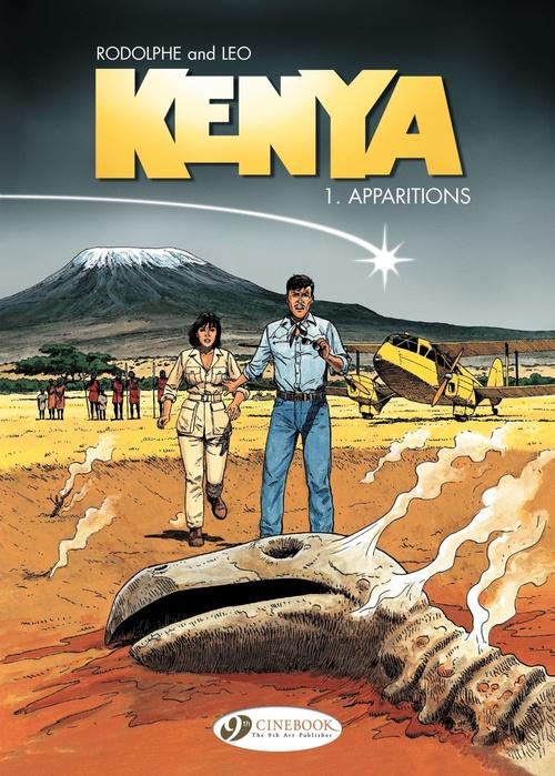 Kenya t.1 ; apparitions