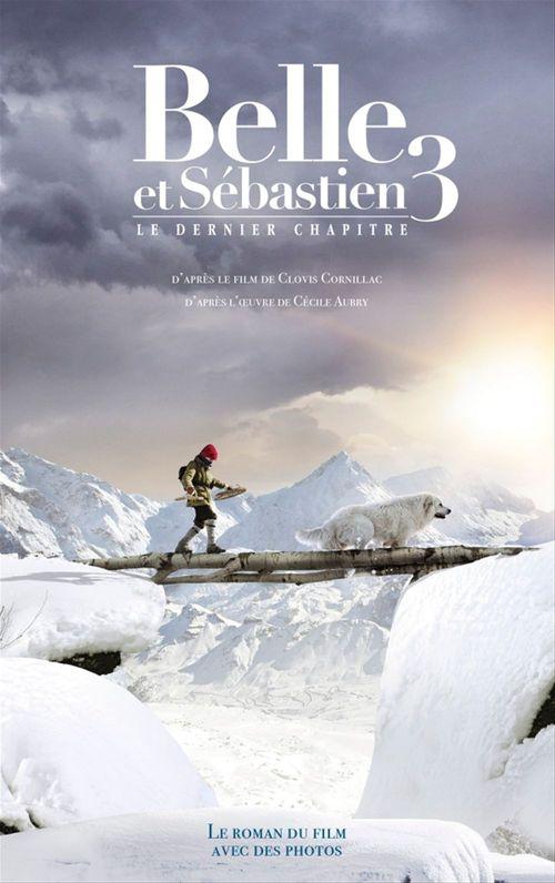Belle et Sébastien - novélisation - Tome 3 - Le Dernier Chapitre