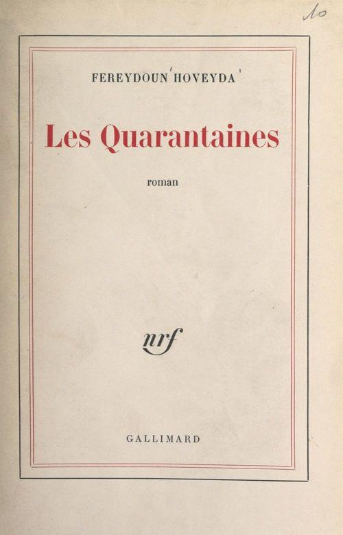 Les quarantaines