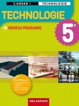 Technologie 5e Eleve + Cd