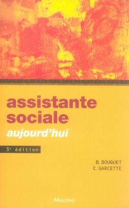 Assistante sociale aujourd'hui (3e édition)
