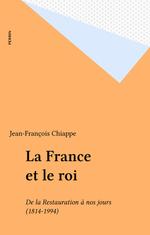 La France et le roi