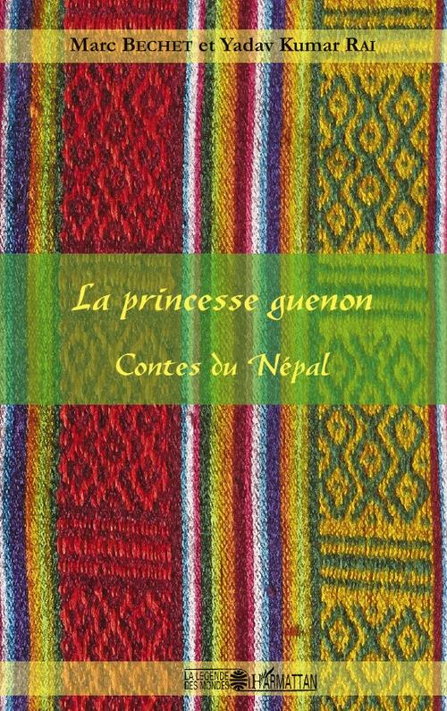 la princesse guenon ; contes du Népal