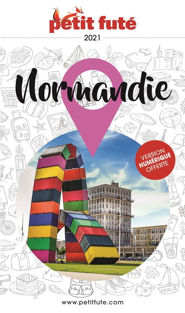 GUIDE PETIT FUTE ; REGION ; Normandie (édition 2021)