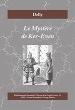 Le Mystère de Ker-Even  - Delly