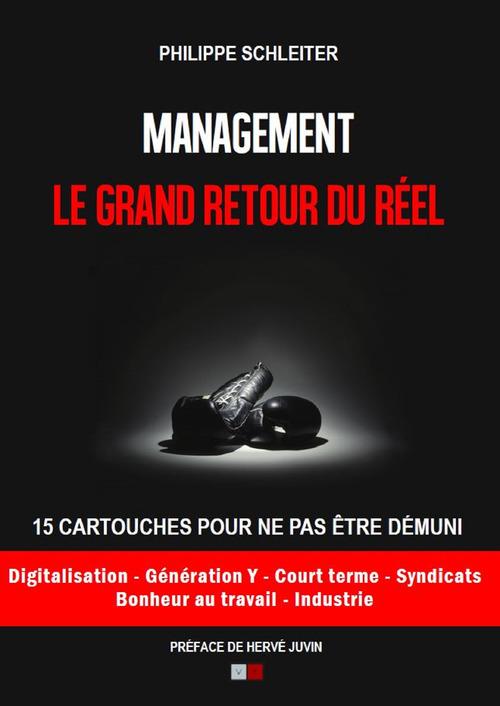 Management ; le grand retour du réel (édition 2017)