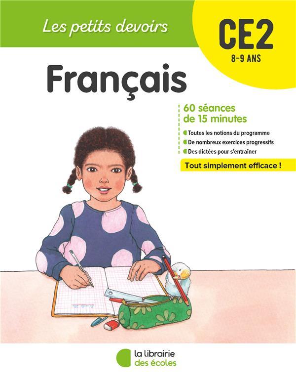 les petits devoirs ; français ; CE2 (édition 2019)