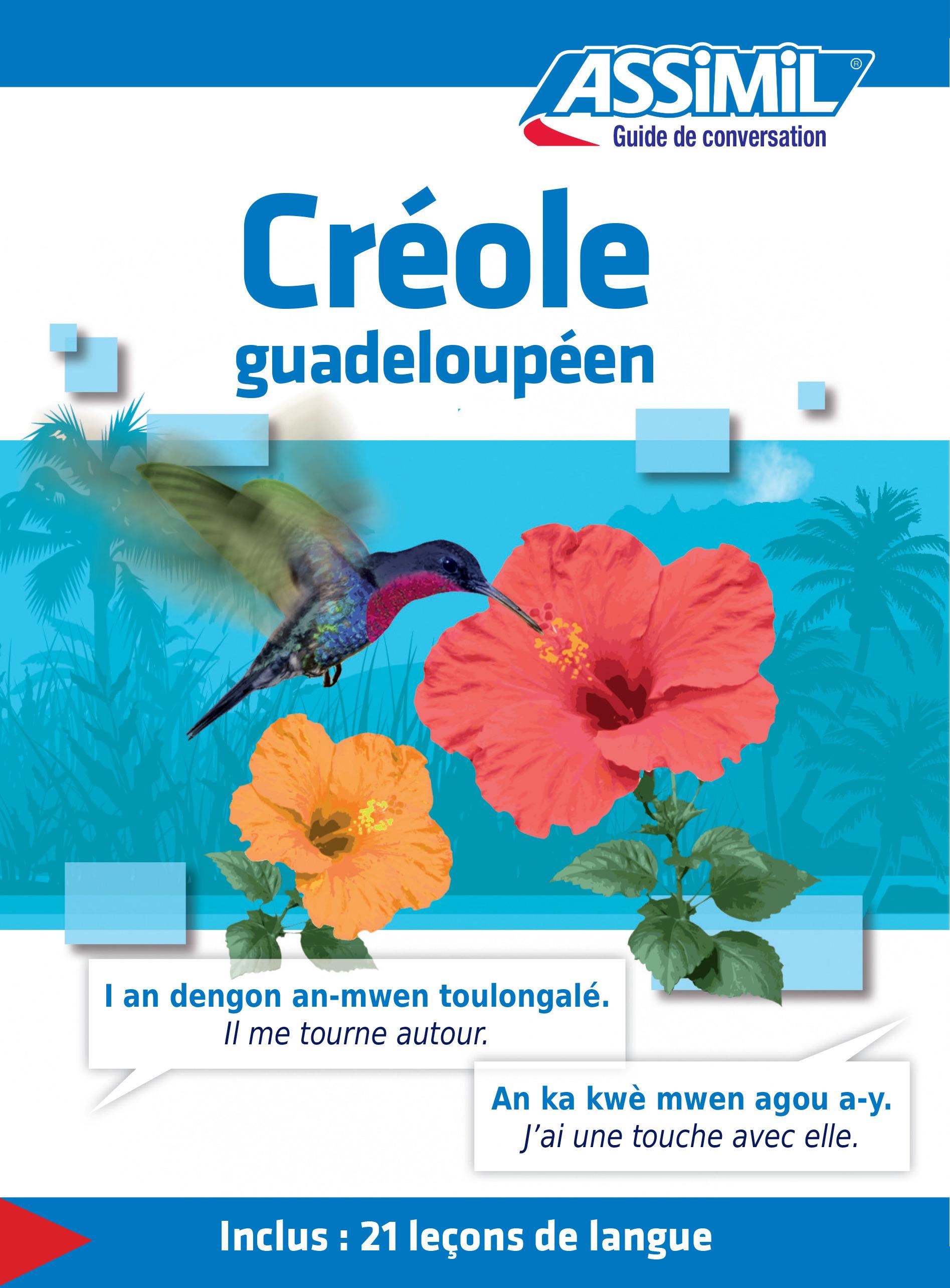 GUIDES DE CONVERSATION ; créole guadeloupéen