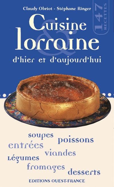 Cuisine lorraine hier & aujourd  (cs6778
