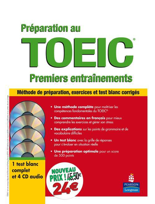 Preparation Au Toeic ; Premiers Entrainements