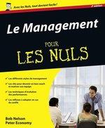 Le Management Pour les Nuls  - Bob Nelson - Peter Economy